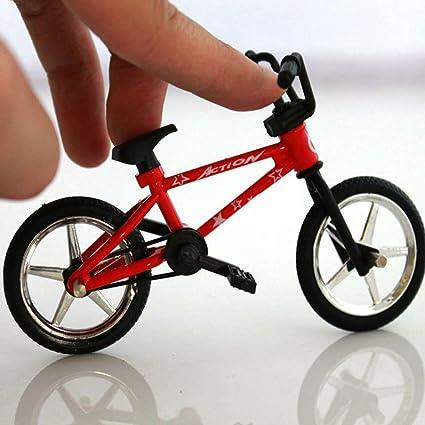 Amazon Com Owikar 4 9 Mini Alloy Finger Bikes Functional Finger