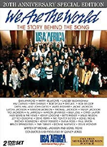 We Are The World :The Story Behind The Song [Reino Unido] [DVD]