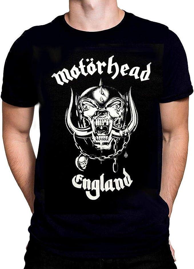Motorhead England Official Sleeveless Work Shirt
