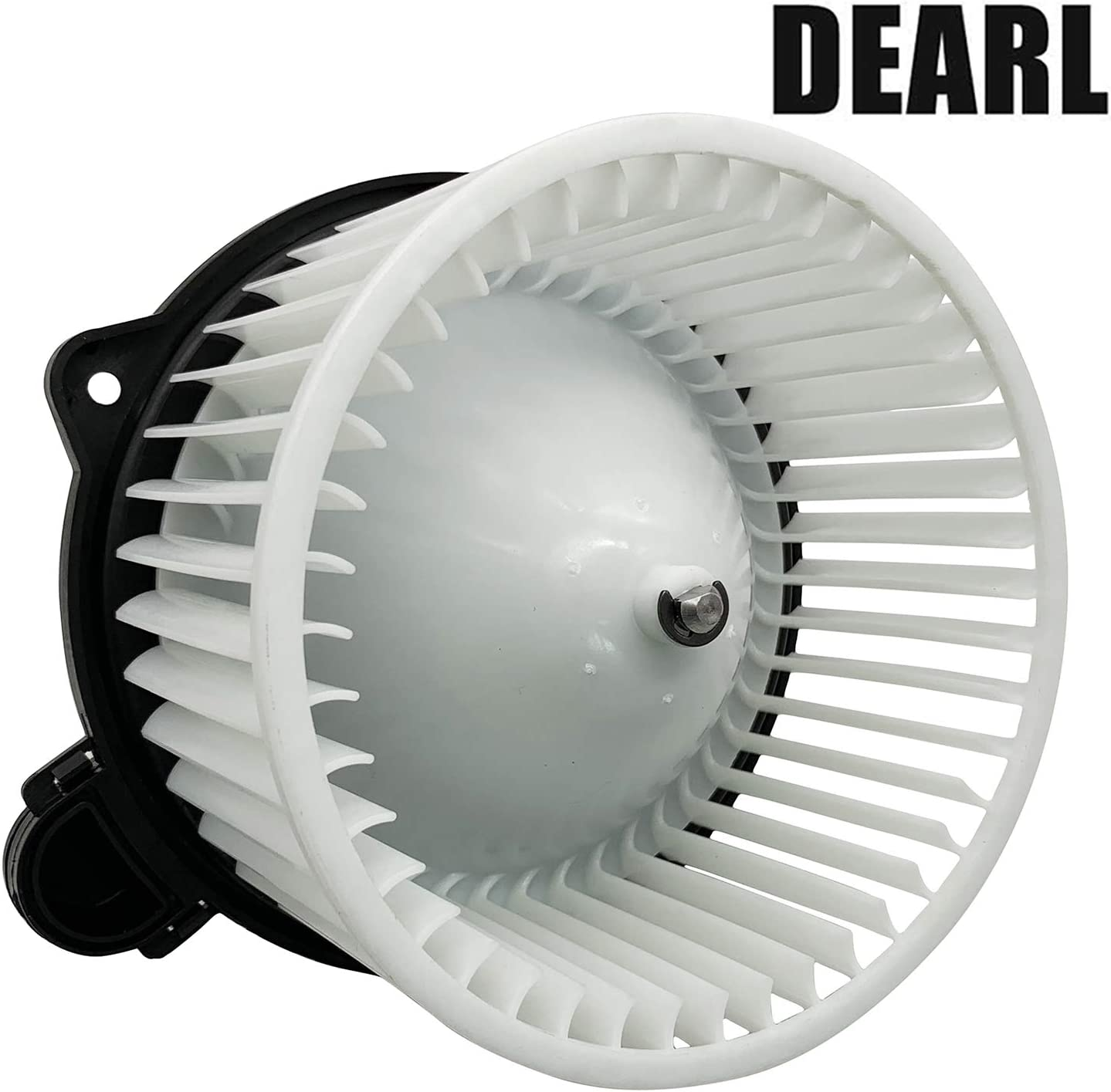 2nd Design Front AC Heater Blower Motor w//Fan Compatible with Hyundai 03-11 Accent // 06-10 Azera Sonata // 07-08 Entourage // 06-09 Tucson Replaces 971121C000 971132G000 06-10 Optima