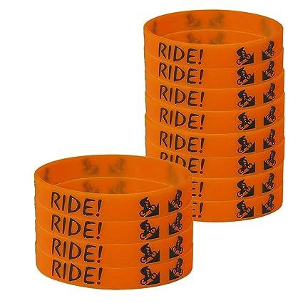 Amazon Dirt Bike Kids Wristbands 12 EXtreme Party Supplies