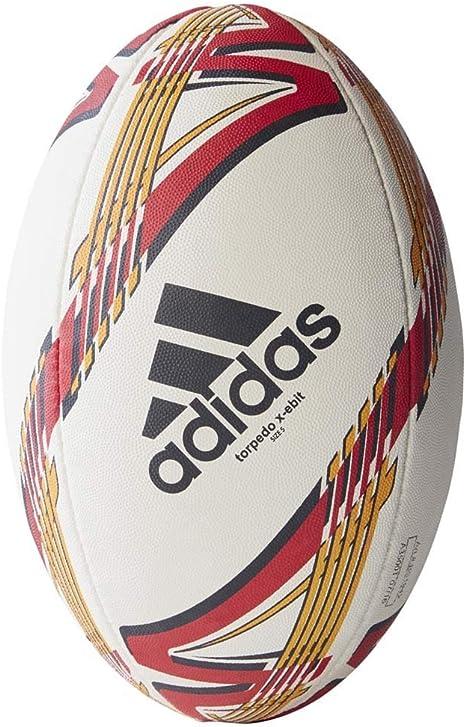 adidas Torpedo X‑Ebit - Pelota de Rugby: Amazon.es: Deportes y ...