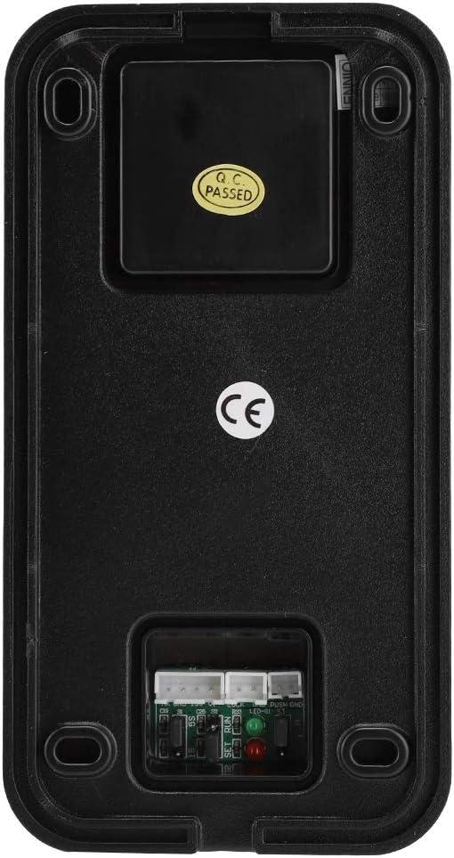 Intercomunicador de Video con Cable de 7 Pulgadas c/ámara IR RFID de 2 monitores Intercomunicador de Video con Cable de 7 Pulgadas con Bloqueo de Control el/éctr Taidda Videoportero
