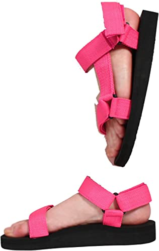 Womens Ladies Summer Fabric Straps