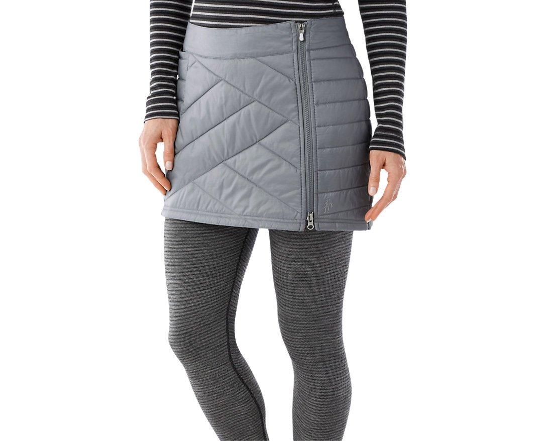 Smartwool Women's Corbet 120 Skirt (Silver) Large