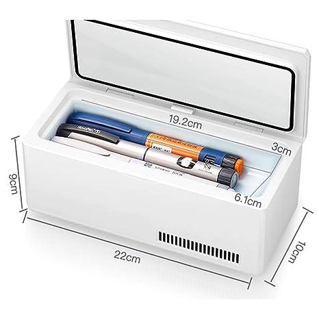 HPDOH Refrigerador De Insulina, Mini Refrigerador PortáTil De ...