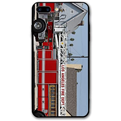 Amazon com: PabcDef Cool Fire Fighting Truck iPhone 7 Plus
