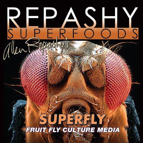 Repashy SuperFly - All Sizes - 17.6 oz. (1.1 lb) 500g JAR by Repashy