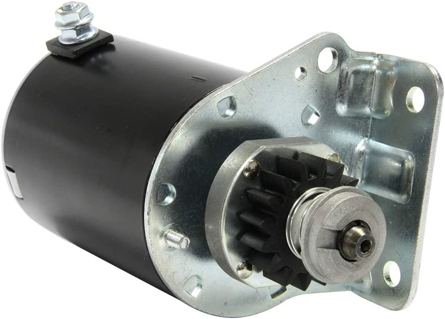 Starter Motor Replacement Compatible With Briggs And Stratton Engines Replaces 287707 288702 288707 289702 289707 284H77 285H07 285H77 286702 286707