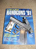 img - for Handguns '91 book / textbook / text book