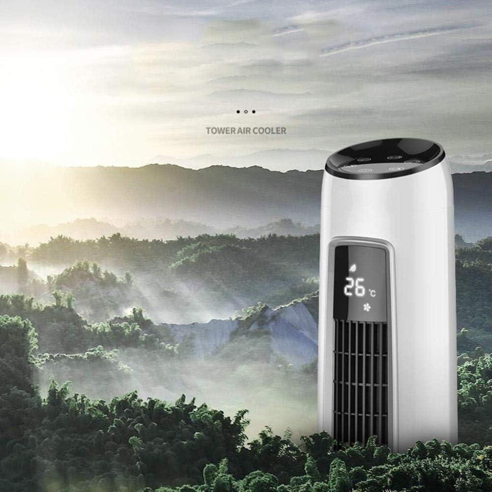 Aire Acondicionado Pequeño Refrigerador De Aire Sistema De Aire Acondicionado De Refrigeración por Agua Móvil Sistema De Aire Acondicionado con Un Solo Refrigerador Refrigerador,White: Amazon.es: Hogar