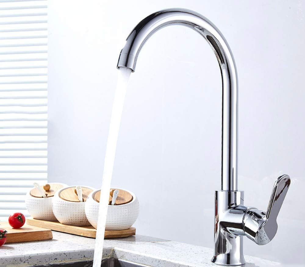 2 Black Ancient Copper Kitchen Faucet Hot and Cold Water Mixing Valve Faucet Sink Sink redating Sink redating Faucet, 2