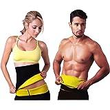 Denim Venim Neoprene Slimming Belt for Men and Women