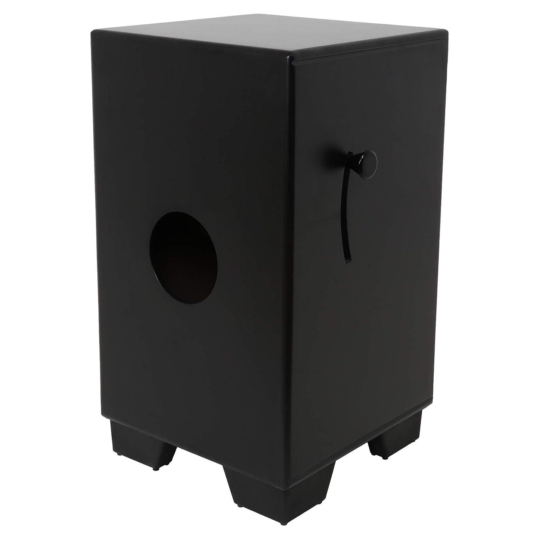 Clapbox Adjustable Snare Cajon CB50- Oak Wood, (H:50 W:30 L:30) - 3 Internal Snares