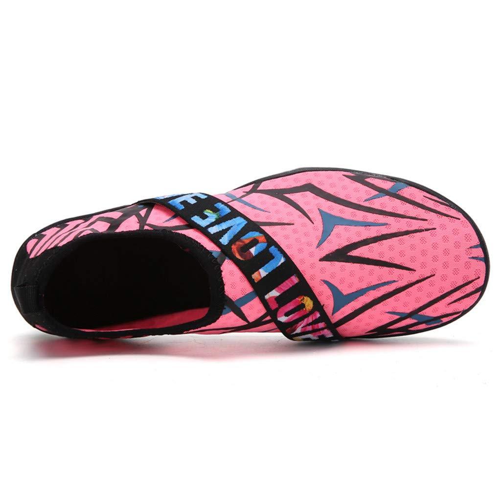 Moonker Mens Womens Water Shoes Sport Quick Dry Barefoot Socks Swim Beach Walking Yoga