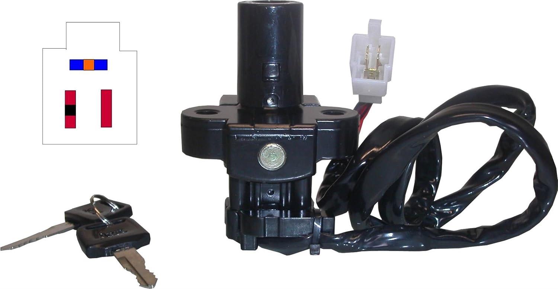Amazoncom Honda Cbr 600 F2 Ignition Switch 1991 94 Automotive