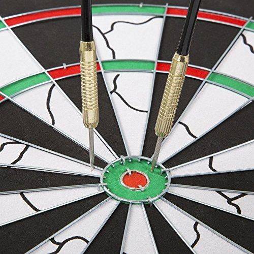 Dart Board Regulation Size 6-17 Gram Darts Spider for Play