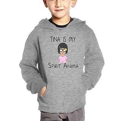 Dw5 Hoodie My Spirit Animal Baby Girls Classic Pullover Hoodie Sweatshirt