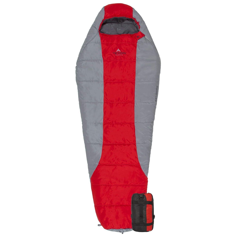 TETON Sports Tracker Ultralight Mummy Sleeping Bag