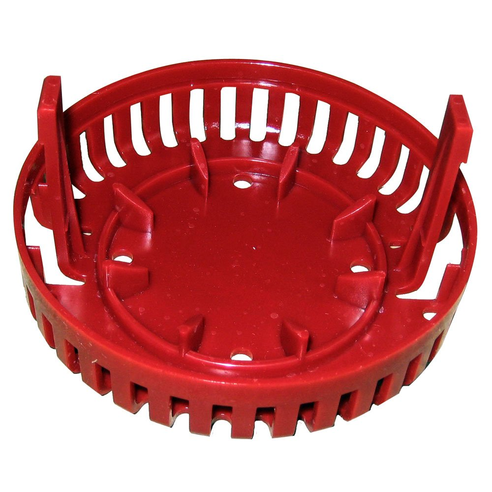 Replacement Strainer Base for Round 1500-2000 Gph Bilge Pumps