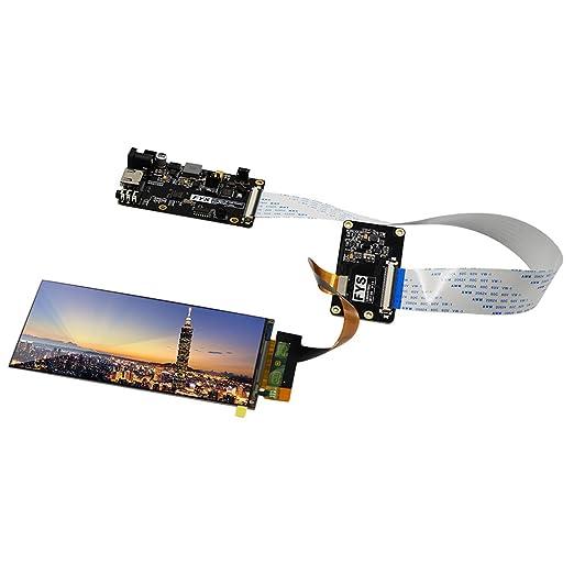 Homyl LS055R1SX03 Impresora 3D 2560x1440 Kit de Pantalla con HDMI ...
