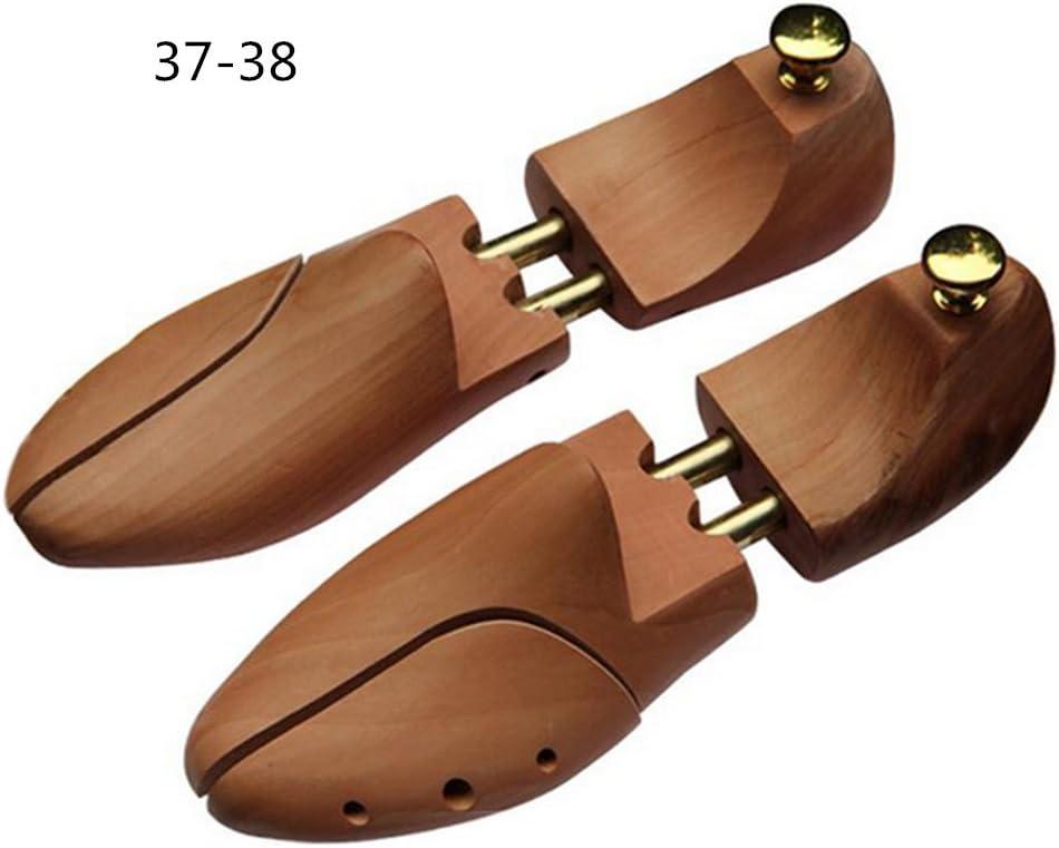 Stretchers En Bois Dans Pour Hommes Et Femmes,Brown,S WGE Printemps Chaussures Stretchers Ajust/é Taille Premium Arbre De Chaussure De Bois De C/èdre