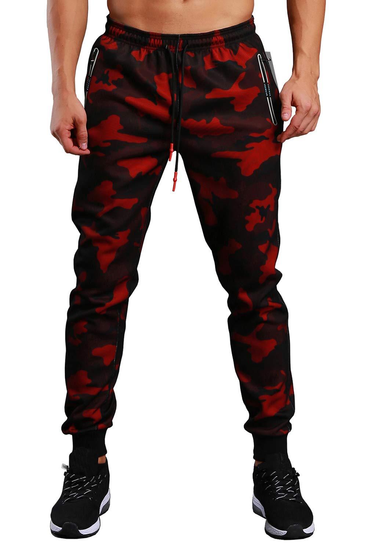 BOLF Sweatpants Pants Jogging Training Sports Active Running Mens 6F6 Camouflage