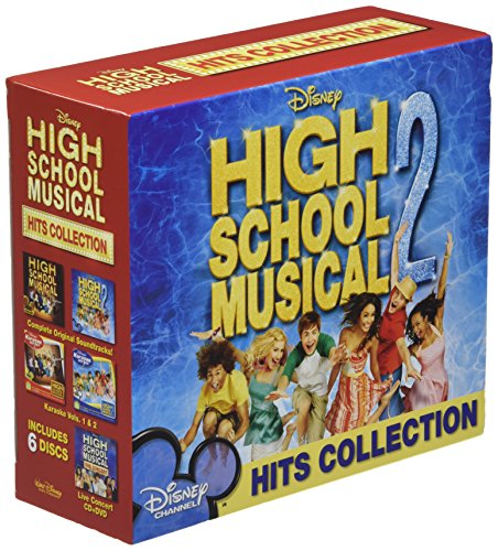High School Musical Hits Collection [5 CD/1 DVD Box Set] (High School Musical Collection)