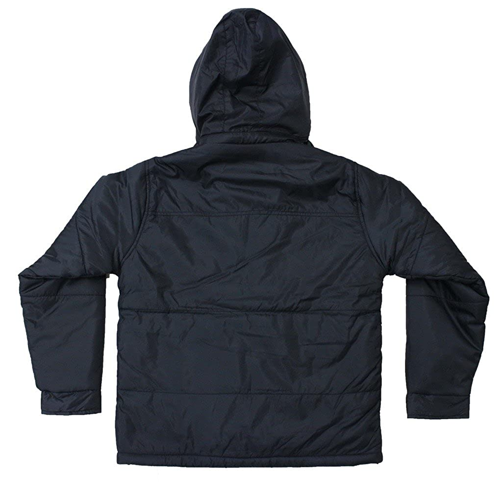 Romano Kids Blue Water Wind Snow Resistant Jacket with Hood for Boys and Girls