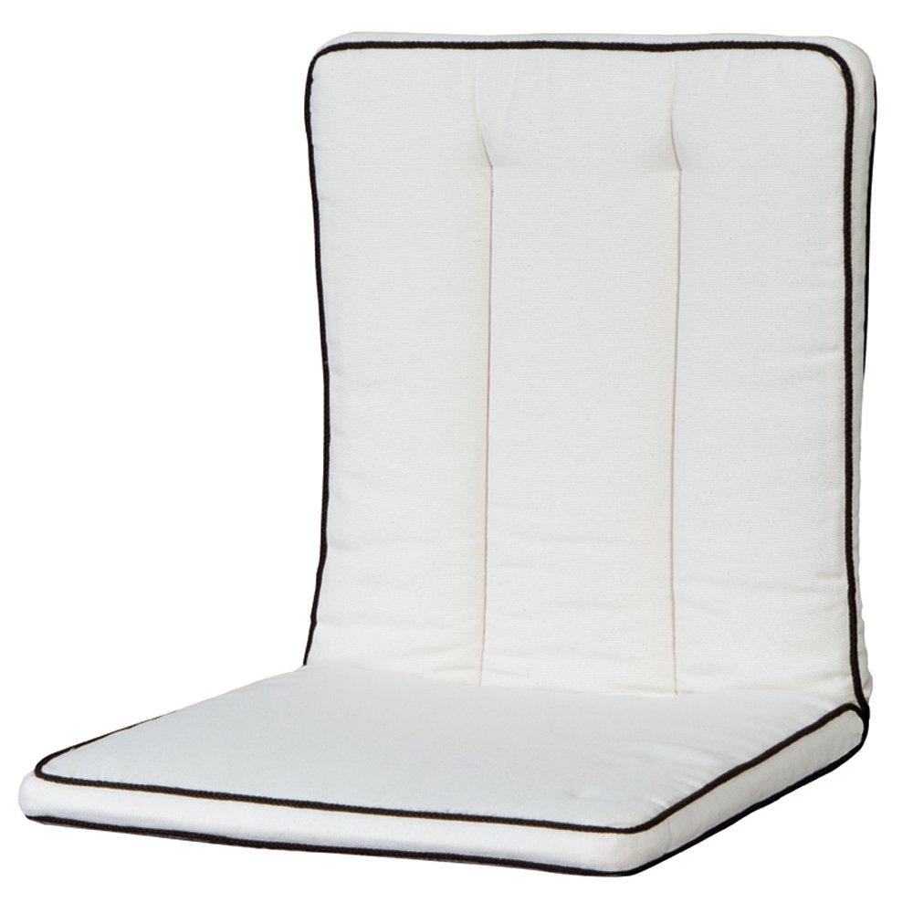 MBM 156149 Auflage Romeo f/ür Sessel natur und R/ückenkissen Sitz