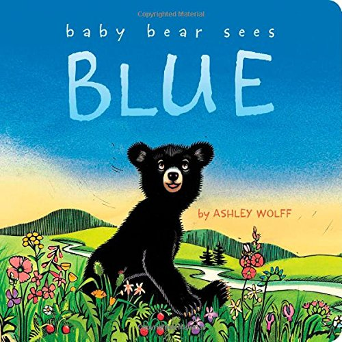 Books Baby Bears (Baby Bear Sees Blue)