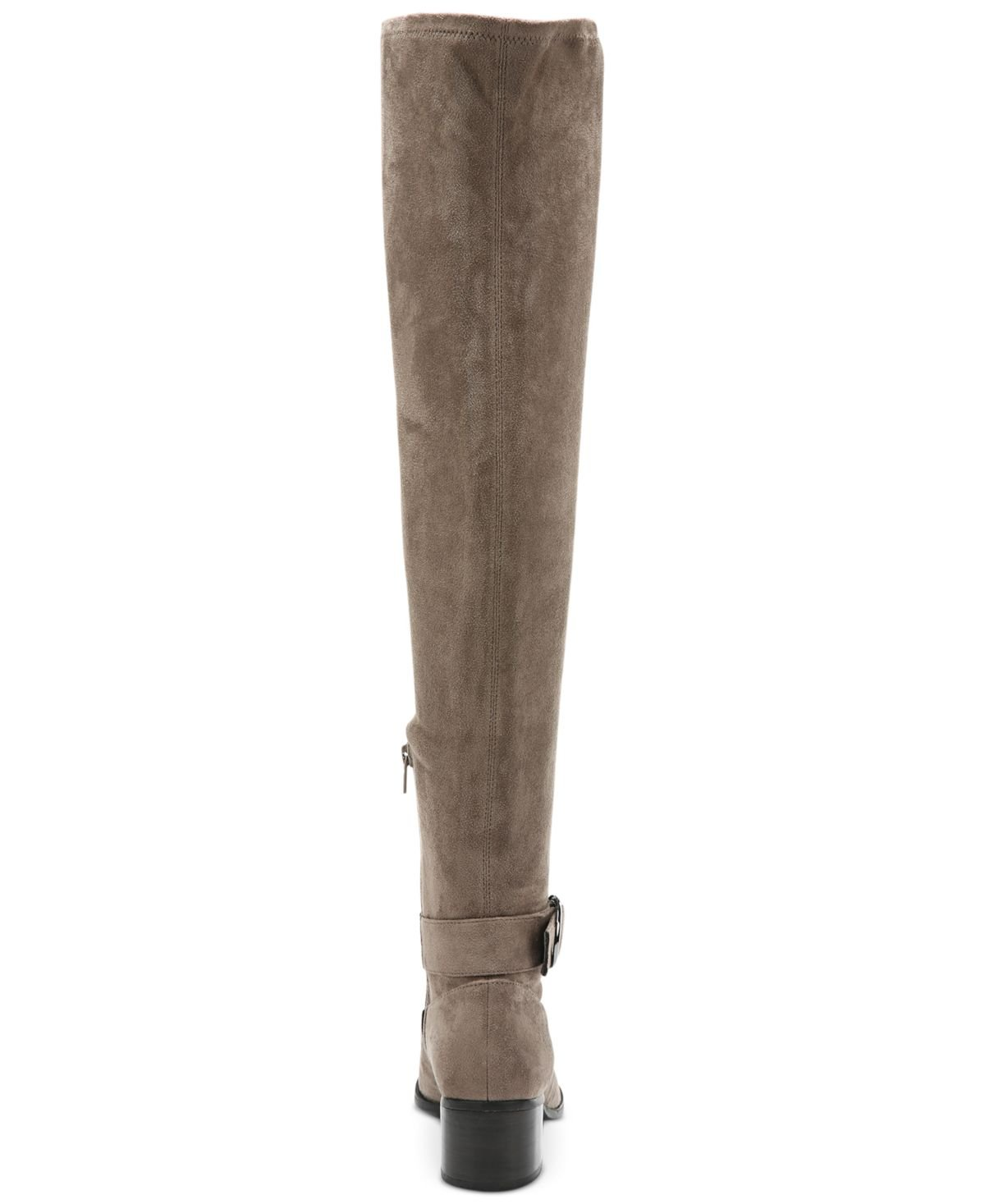 Naturalizer Women's 7 Dayln Slouch Boot B01N2YE506 7 Women's C/D US|Modern Grey Microfiber bf3db9