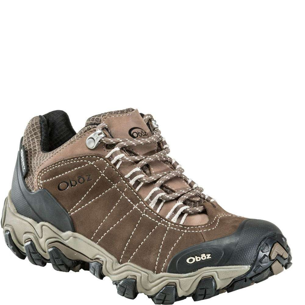 Oboz Bridger Low BDry Hiking Shoe - Women's B01GTG7H7C 7 B(M) US|Walnut
