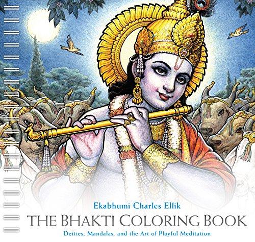 hindu coloring book - 5