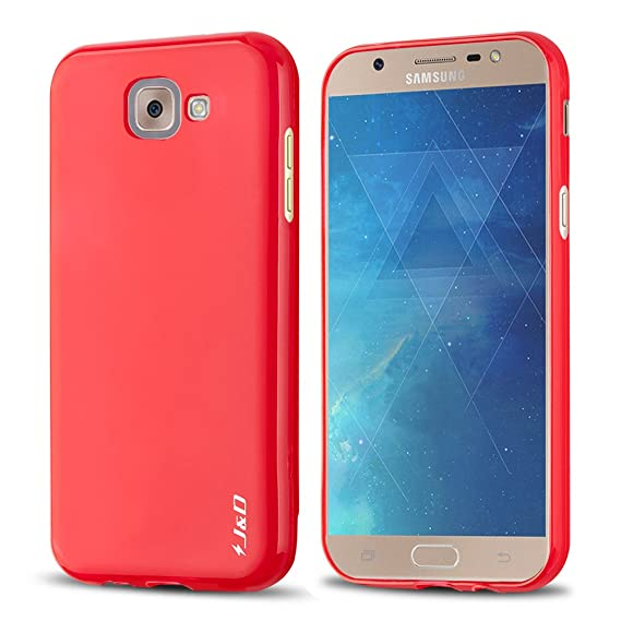 reputable site dbc2d 15880 J&D Case Compatible for Galaxy J7 Max Case, [Drop Protection] [Slim  Cushion] Shock Resistant Protective TPU Slim Case for Samsung Galaxy J7 Max  Bumper ...