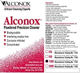 Alconox 1101 Powdered Precision Cleaner, 100 lbs Drum