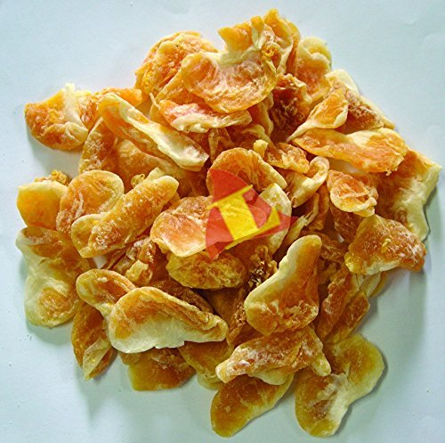 Leeve Dry Fruits Dried Mandarin Orange - 400 Gms by Leeve Dry Fruits