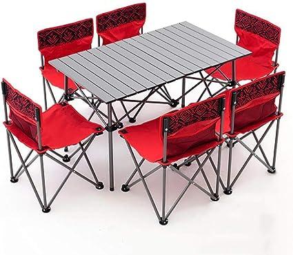 Muebles Infantil Mesas Y Sillas Plegables Al Aire Libre, Mesa ...