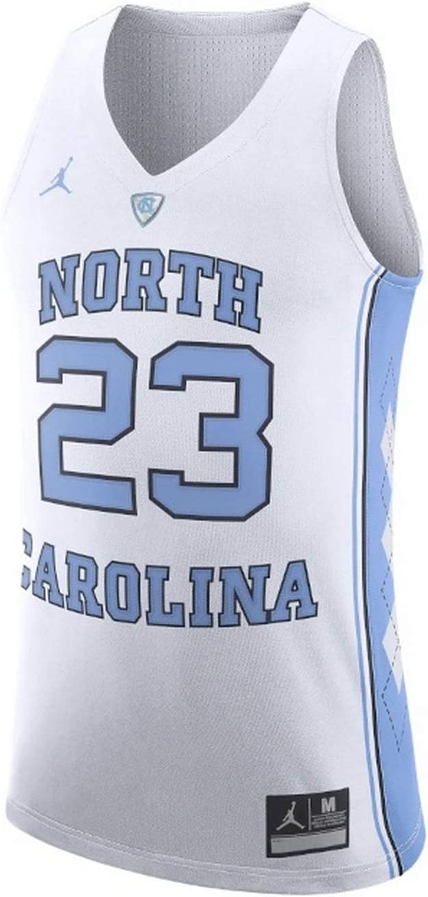 Nike Jordan North Carolina Tar Heels UNC - Camiseta de Baloncesto ...