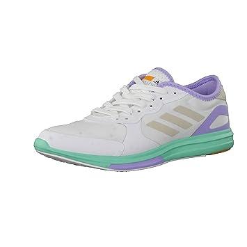 adidas Yvori Runner Weiss: : Schuhe & Handtaschen