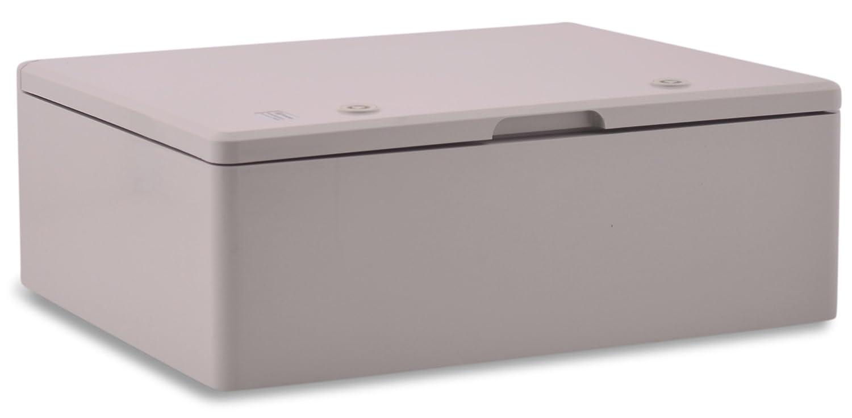 BOXEXPERT Bo/îtier mural 400x500x175mm IP 65 gris RAL7035 Bo/îtier de distribution darmoire /électrique