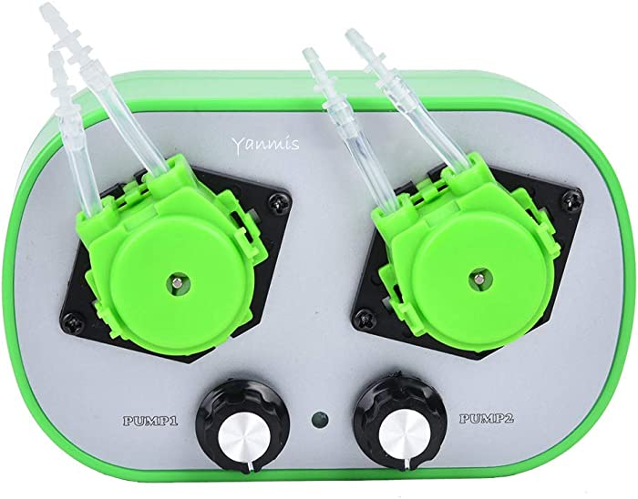 Top 9 Food Grade Persaltic Pump