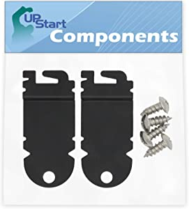 8212560 Mounting Bracket Replacement for Whirlpool GU2275XTVY1 Dishwasher - Compatible with 8212560 Dishwasher Side Mounting Bracket - UpStart Components Brand