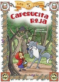 Leo 5 minutos antes de dormir: Caperucita Roja (Spanish Edition)