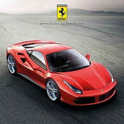 Calendario 2017 Ferrari GT - Coches italiana - Coche ...
