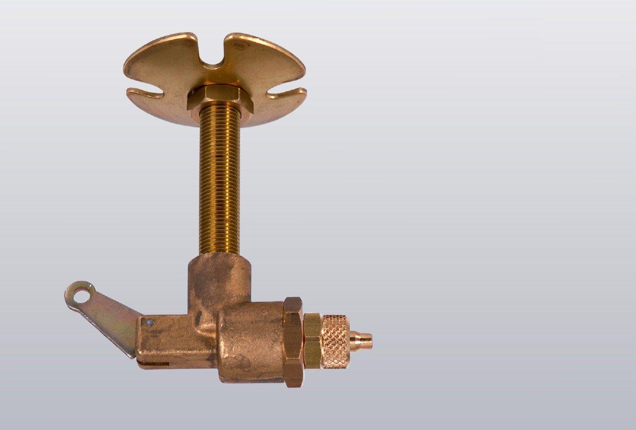 Anschlusssatz//Schlauchpackung f/ür Drucklufth/örner Zugventil.