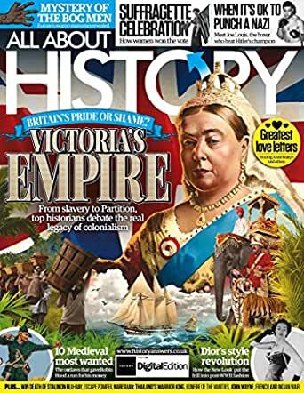 Amazon com: All About History: Kindle Store