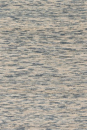 Loloi Rugs CARKCK-01SC005076 Carrick Collection Contemporary Area Rug, 5'-0'' x 7'-6'', Sky by Loloi (Image #1)