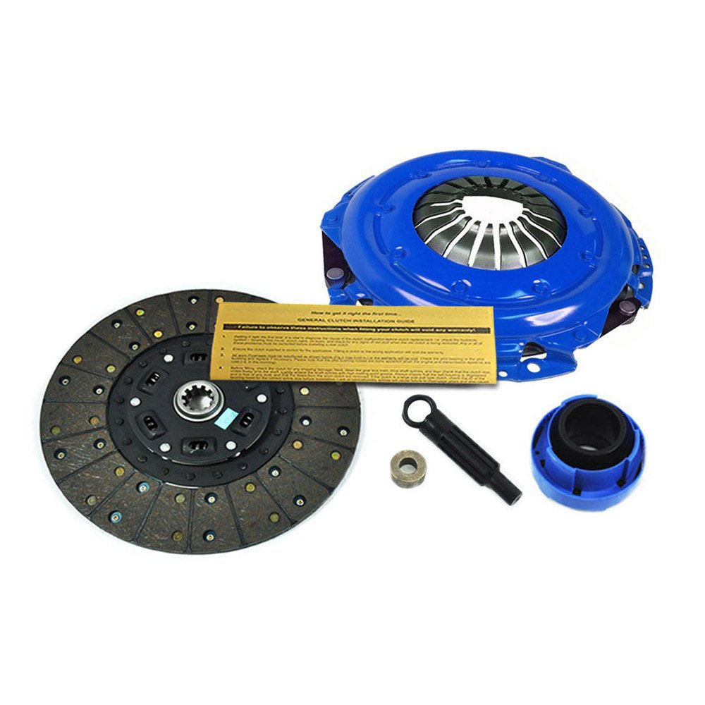 4.6L 8cyl EFT STAGE 2 POWER CLUTCH KIT for 97-08 FORD F-150 F-250 4.2L 6cyl