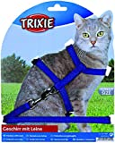Trixie Nylon Cat Harness And Lead Set Collar Adjustable